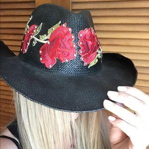 Peter Grimm Torque Gypsy Cowboy Hat